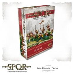 SPQR Dacian Falxmen