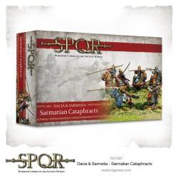SPQR Sarmatian Cataphracts