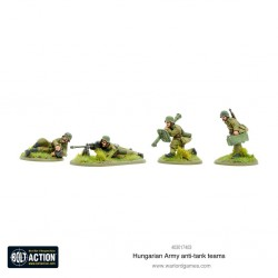 Bolt Action Hungarian Army...
