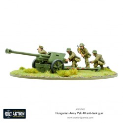 Action Hungarian Army Pak...