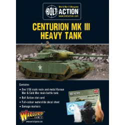 Bolt Action Centurion Mk III