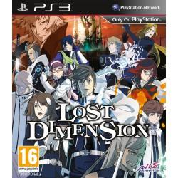 LOST DIMENSION (PS3)