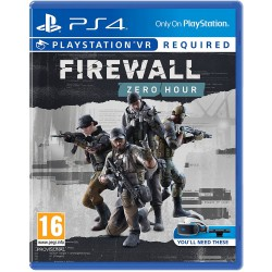 Firewall Zero Hour Ps4 VR