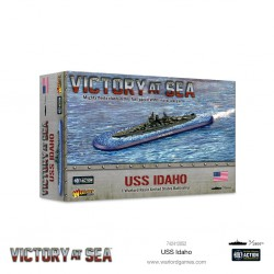 Victory at Sea: USS Idaho