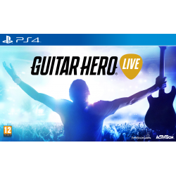 GUITAR HERO LIVE + GITARA (PS4)