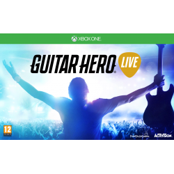 GUITAR HERO LIVE + GITARA...