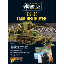 Bolt Action ZIS-30 Tank...