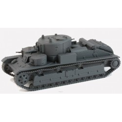 Bolt Action T-28 Tank, 28mm...