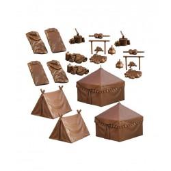 Terrain Crate: Campsite