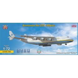 Modelsvit 7206 1:72 An-225...