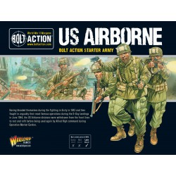 Bolt Action US Airborne...