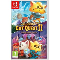 Cat Quest & Cat Quest II:...