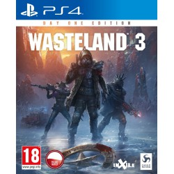 Wasteland 3 Day One Edition...