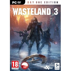 Wasteland 3 Day One Edition PC