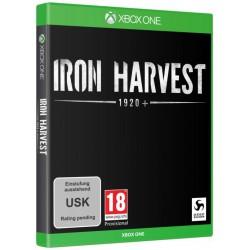 Iron Harvest  Xbox One