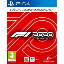 F1 2020 Edycja Deluxe...