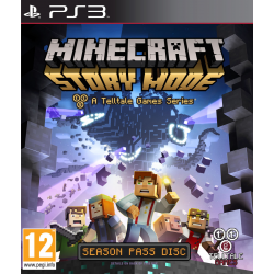 MINECRAFT STORY MODE (PS3)