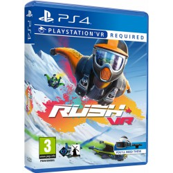 Rush VR Ps4 VR
