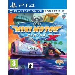 Mini Motor Racing X PS4 VR