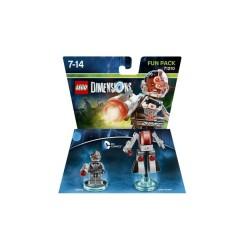 LEGO DIMENSIONS MINI PACK DC CYBORG