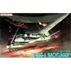 Dragon 5509 1:48 Ju88G-6...