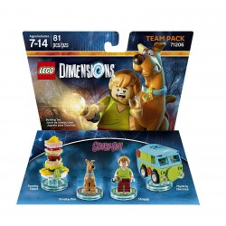 LEGO DIMENSIONS TEAM PACK...