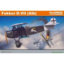 Eduard 70134 1:72 Fokker...