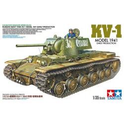 Tamiya 35372 1:35 KV-1 1941...