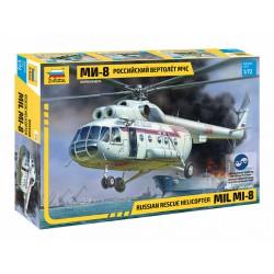 Zvezda 7254 1:72 MIL Mi-8...