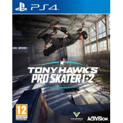 Tony Hawk´s Pro Skater 1+2 Ps4