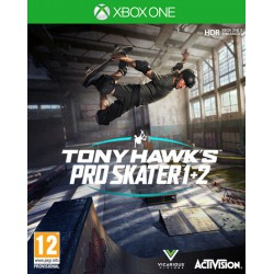 Tony Hawk's Pro Skater 1+2...