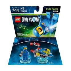 LEGO DIMENSIONS FUN PACK BENNY