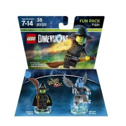 LEGO DIMENSIONS FUN PACK WICKED WITCH