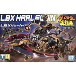 Bandai Gundam LBX Harlequin
