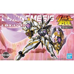 Bandai Gundam LBX Nemesis