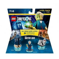 LEGO DIMENSIONS LEVEL PACK DR WHO