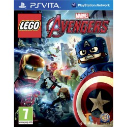 Lego Avengers PS Vita
