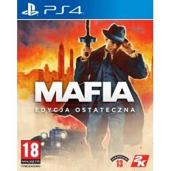 Mafia Edycja Ostateczna Ps4