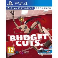 Budget Cuts Ps4 VR