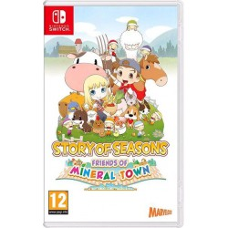 Story of Seasons Friends of...