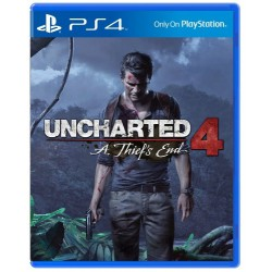 UNCHARTED 4: THE THIEVS END...