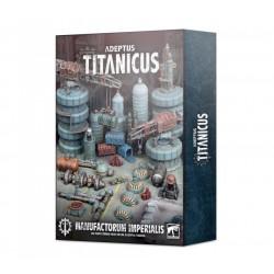 Adeptus Titanicus...