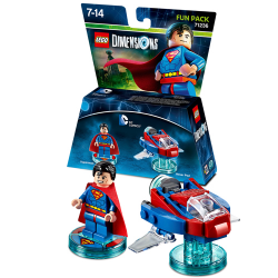 LEGO DIMENSIONS FUN PACK DC SUPERMAN