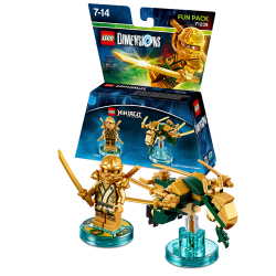 LEGO DIMENSIONS FUN PACK NINJAGO LLOYD