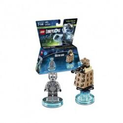 LEGO DIMENSIONS MINI PACK DR WHO CYBERMAN & DALEK
