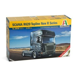 Italeri 3858 1:24 Scania...