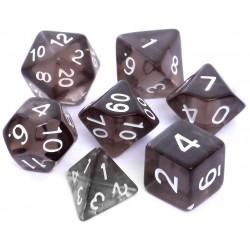Kości RPG Rebel kryształowe...