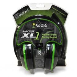 Słuchawki EF XL1 HS BLACK...