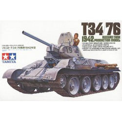 Tamiya 35049 1:35 T-34/76