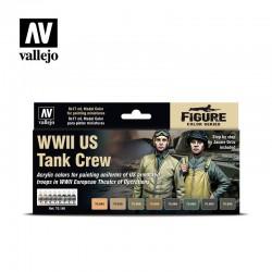 Vallejo 70186 WWII US Tank...